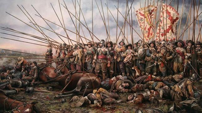 Así combatieron y dominaron Europa los temibles Tercios españoles