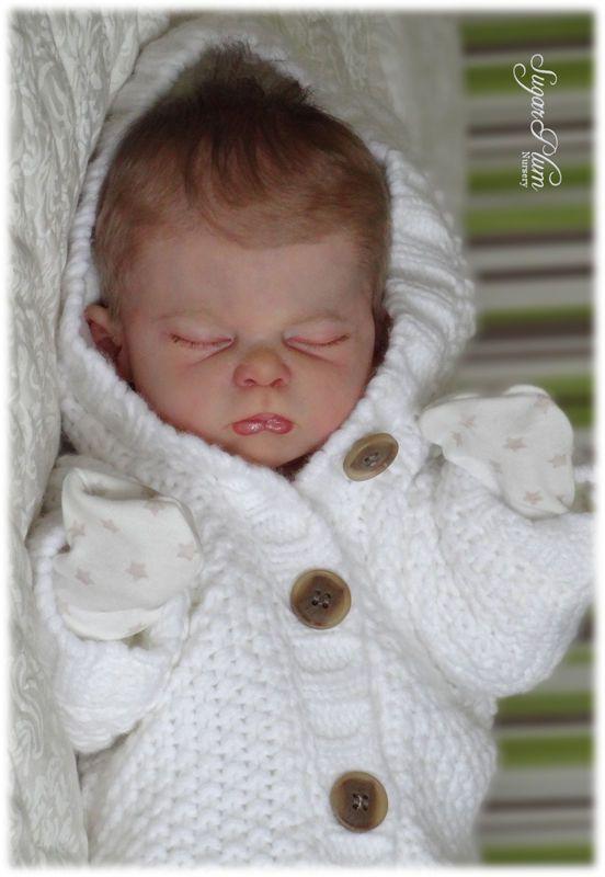 *SUGAR PLUM NURSERY* Reborn baby boy doll - PHEONIX by CASSIE BRACE