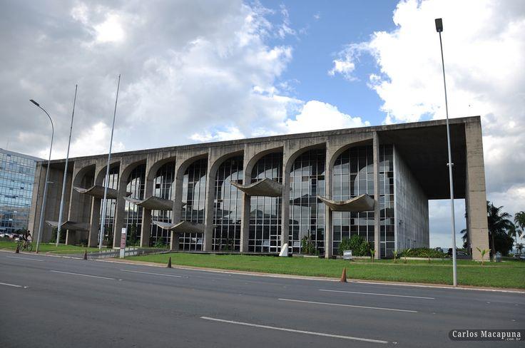 Palacio da justica | Brasilia | Tripomizer Trip Planner