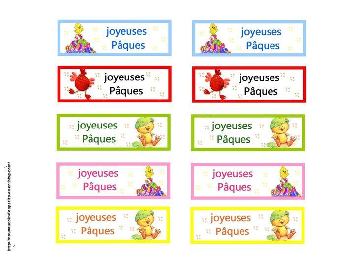 """.. Pâques .. """" Carte joyeuses pâques """""""