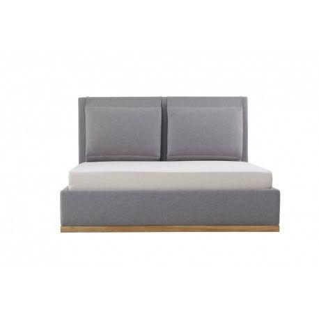 Łóżko tapicerowane Donna NAP