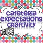 Trying to ingrain your cafeteria expectations into your student's minds?! Of course, you go over them, make anchor charts, practice, practice, prac...
