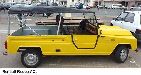 Renault Rodeo - 1970