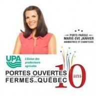 #MtlOnABudget Journées Portes Ouvertes sur les Fermes du Québec