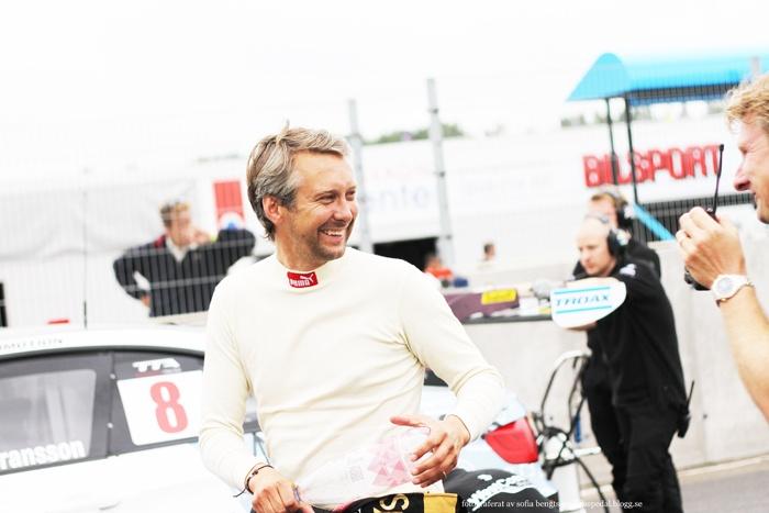 """David von Schinkel vid tävlingarna på Falkenbergs motorbana i somras. David von Schinkel during the competitions at """"Falkenbergs motorbana"""" in Sweden last summer. #tta #people #racing #motorsport #photography #foto"""