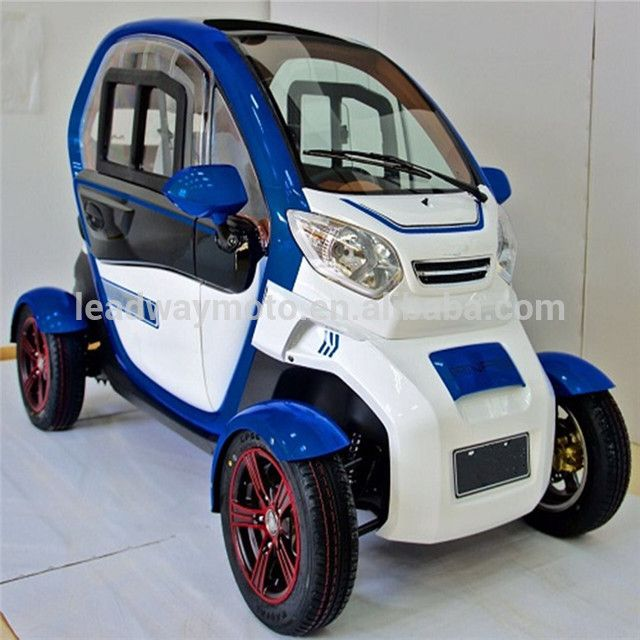 Source small cars cheap electric cars four wheel electric car vehicle with EEC on m.alibaba.com
