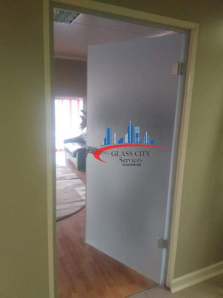 باب زجاج سيكوريت غايه فى الروعه Glass Door Home Decor Decor