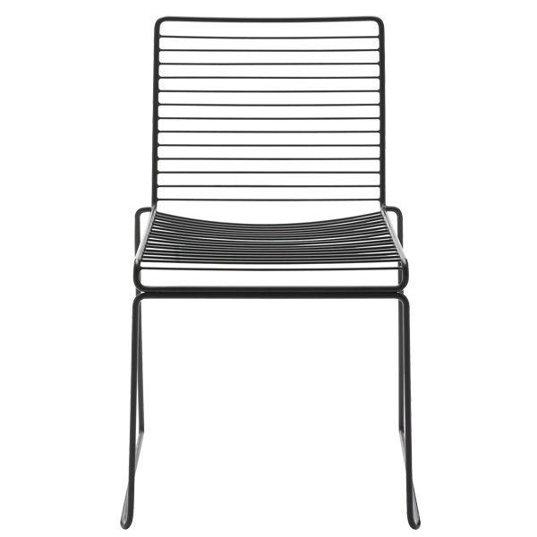 Hee tuoli, musta