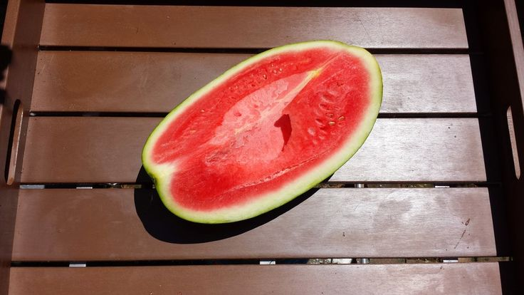 Watermelon - great ingredient for smoothies and juices