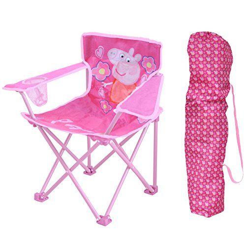 Peppa Pig Kids Camp Chair
