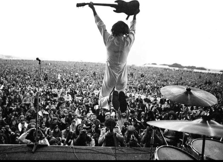 Townsend...The Who