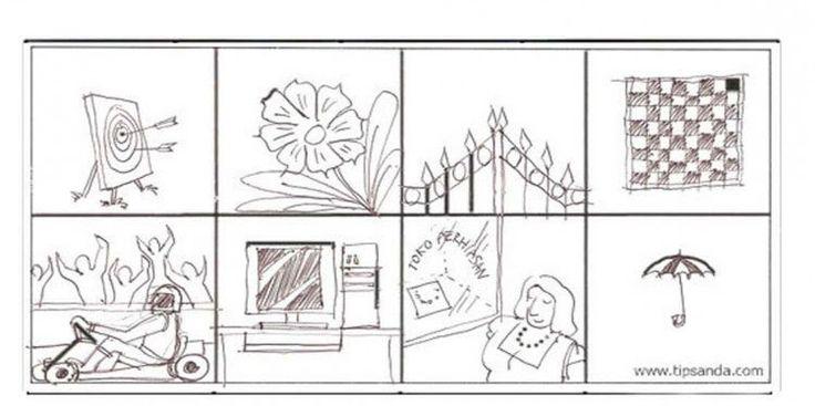 Download Soal Psikotes Tes Iq Dan Kunci Jawabannya Pdf Bahkan Contoh Soal Psikotes Dan Kunci Jawaban Tidak Hanya Dipa Menggambar Pohon Gambar Menggambar Orang