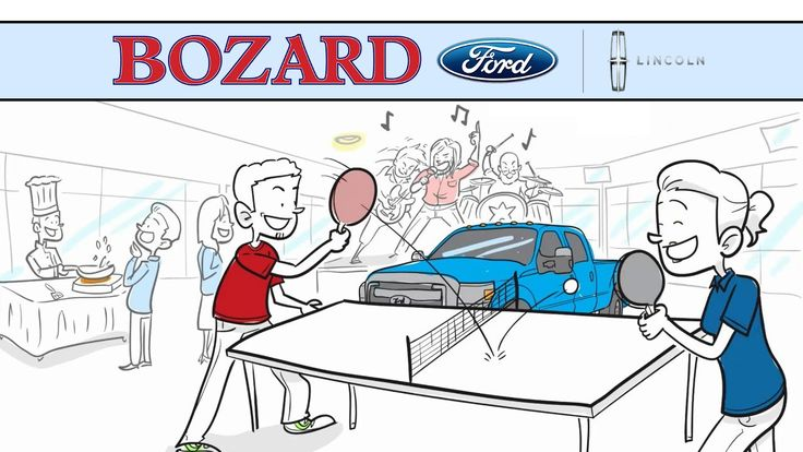 bozard ford lincoln provides a different car buying experience where you 39 re 1 visit our. Black Bedroom Furniture Sets. Home Design Ideas