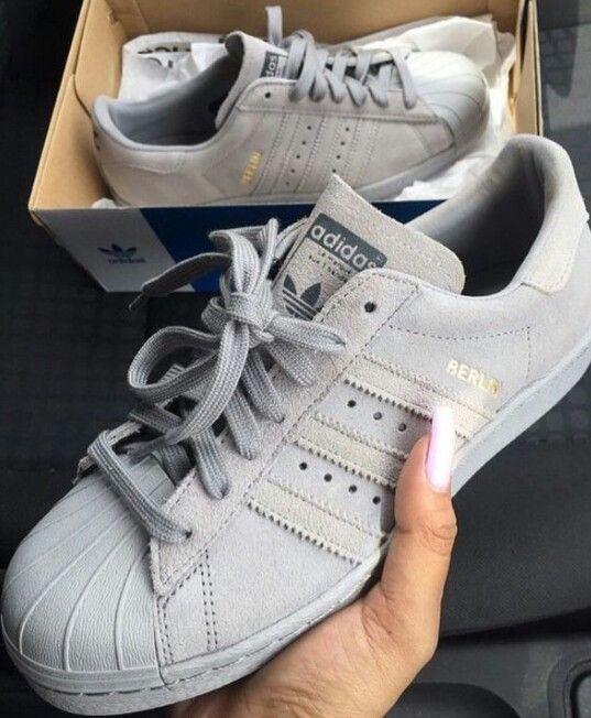 Adidas Superstar Berlin Grau
