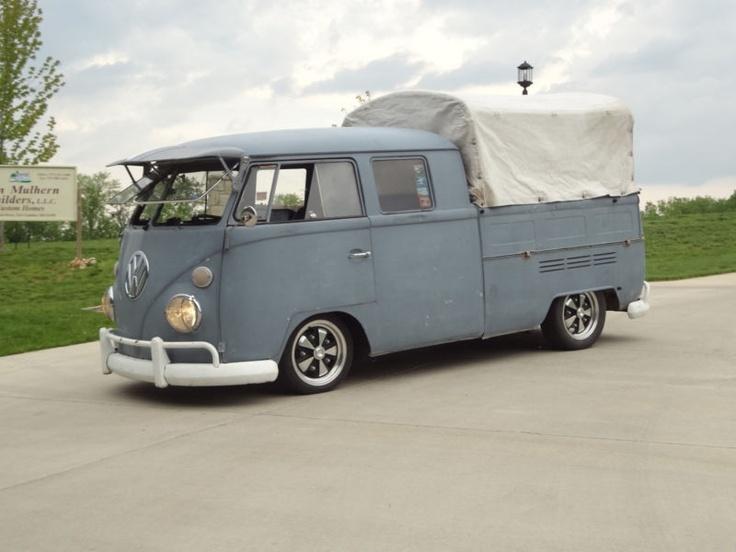 136 Best Images About Kombi Double Cab On Pinterest