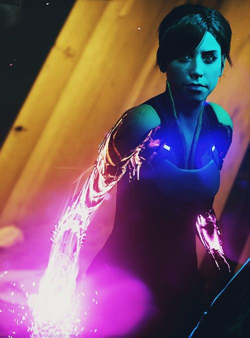 infamous first light trophies guide