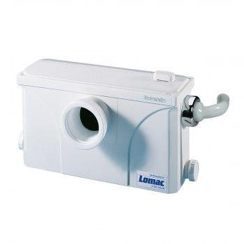 SFA Lomac Suverain 3000-A Fäkalienhebeanlagen WC Hebeanlagen Fäkalienpumpen Abwasserpumpen Schneidwerk Hecksler