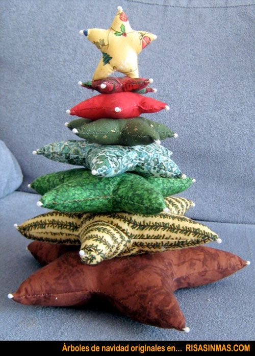 17 best images about arboles de navidad reciclados on - Arboles de navidad originales ...
