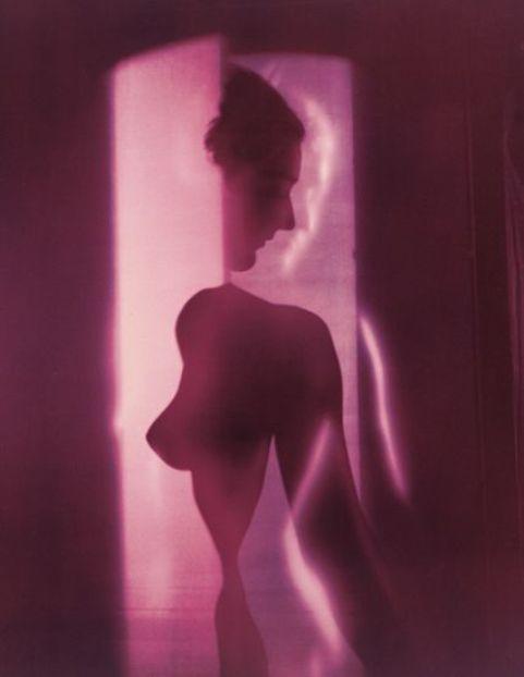 Erwin Blumenfeld (1897 - 1969) - Untitled (1949), New York.