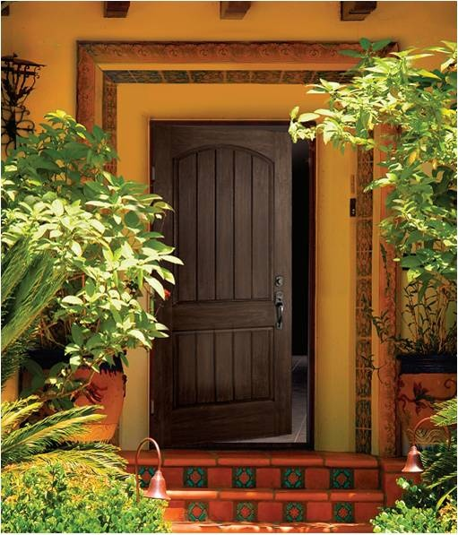 RUSTIC SERIES - The fiberglass exterior doors in our Rustic Collection are produced to provide a classic charm while bringing a contemporary appeal to any home. All of the fiberglass exterior doors in the Rustic Collection feature the deep graining and distinct plank detail of true distressed wood without any of the drawbacks of wood exterior doors. Made with our Hydroshield Technology™, our fiberglass exterior doors will never rot, splinter or crack like wood doors.