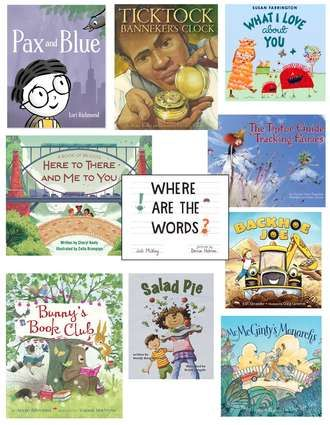 10 Tips on Writing Picture Books - Karlin Gray