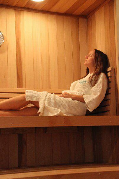 sauna <3.