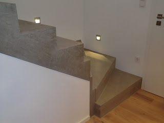 ber ideen zu betontreppe auf pinterest beton cire treppe und sichtbeton. Black Bedroom Furniture Sets. Home Design Ideas