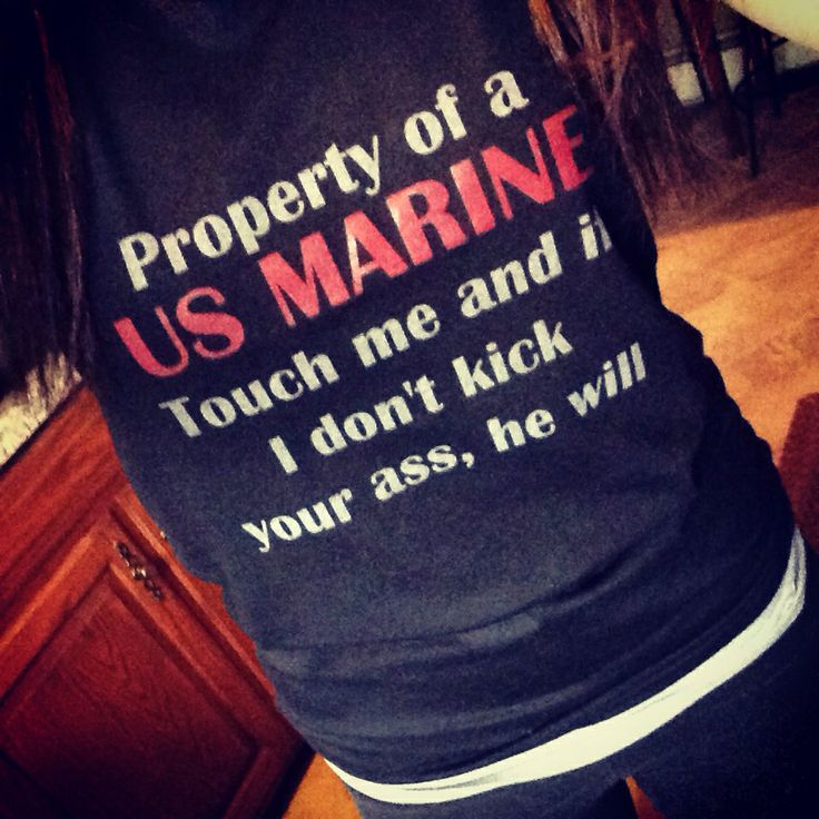 Gonna get this shirt made for whenever devin goes in the military (: