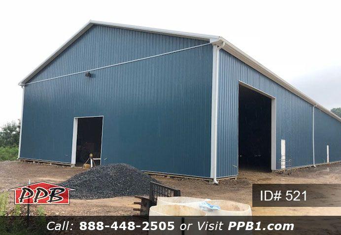 Check Out This Building 60 W X 200 L X 20 6 H Id 521 60 Standard Trusses 4 On Center 4 12 Pitch Colors Siding Pole Buildings Building Pitch Colour