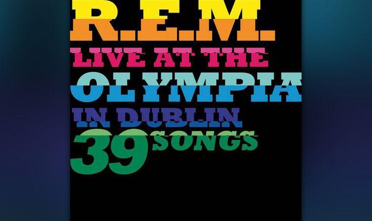49. R.E.M. - Live At The Olympia: 39 Songs (2009)  Wie könnte es bei dieser Band anders sein: Dies ist kein gewöhnliches Li