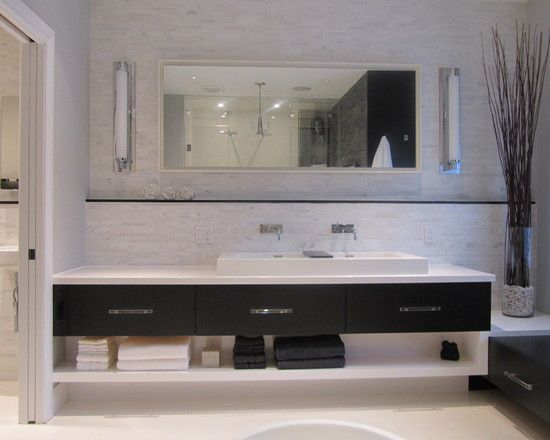 Narrow Ensuite Design, Pictures, Remodel, Decor and Ideas - page 65