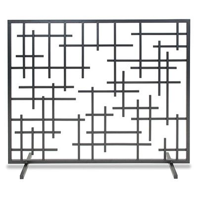 You'll love the Summer Single Panel Fireplace Screen at AllModern - With  Great Deals