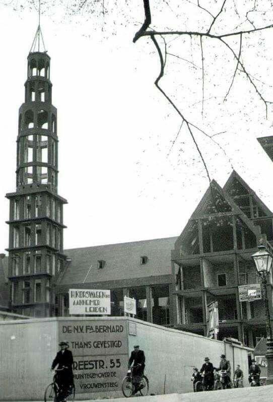 heropbouw stadhuis