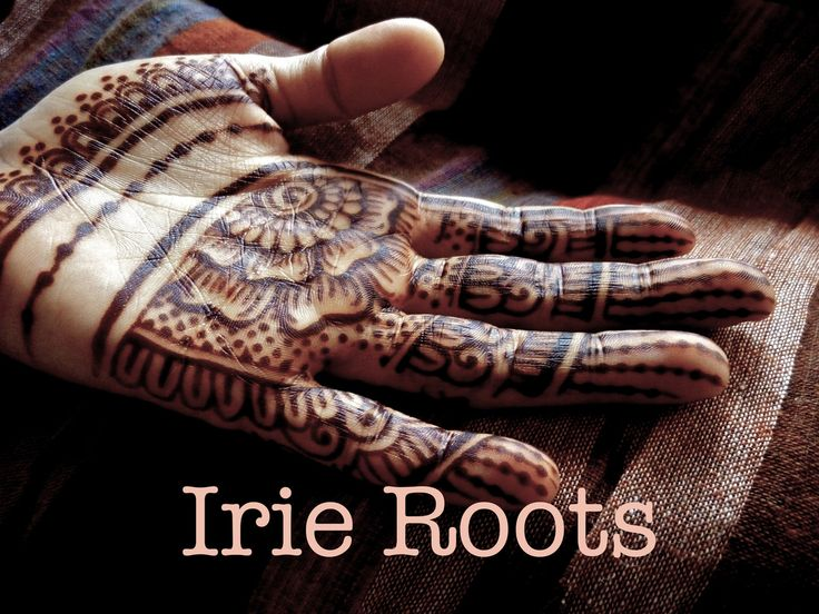 Henna by Irie Roots