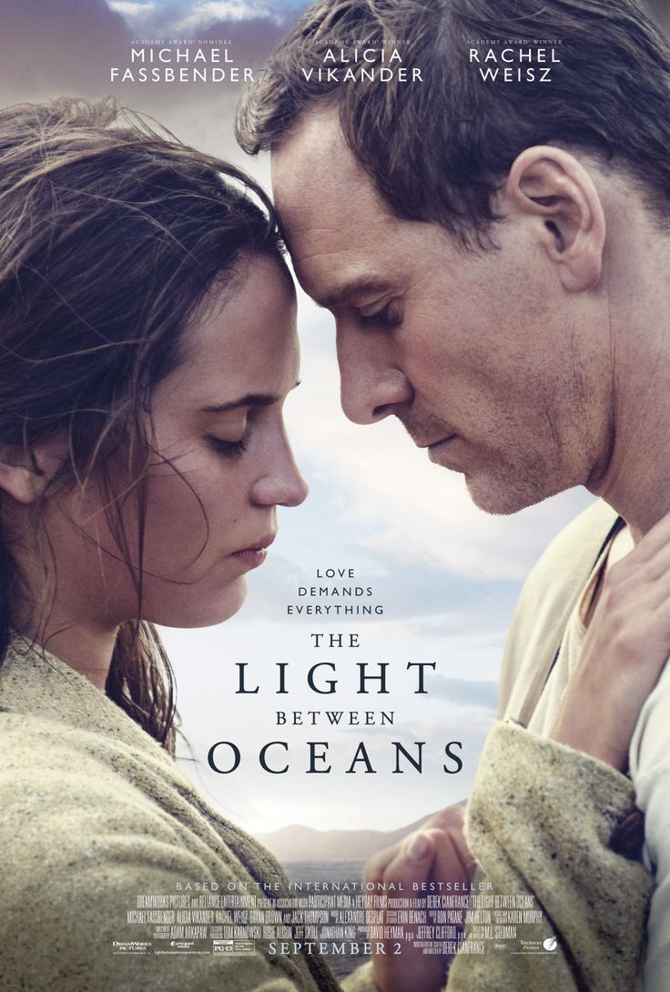 """Movie Review #479: """"The Light Between Oceans"""" (2016)   Lolo Loves Films"""