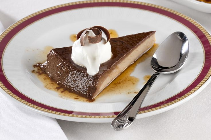 Chocolate Creme Caramel | MrFood.com