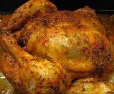 Rezept Brathähnchen, ganzes Hähnchen von Hademer Landfee - Rezept der Kategorie Hauptgerichte mit Fleisch