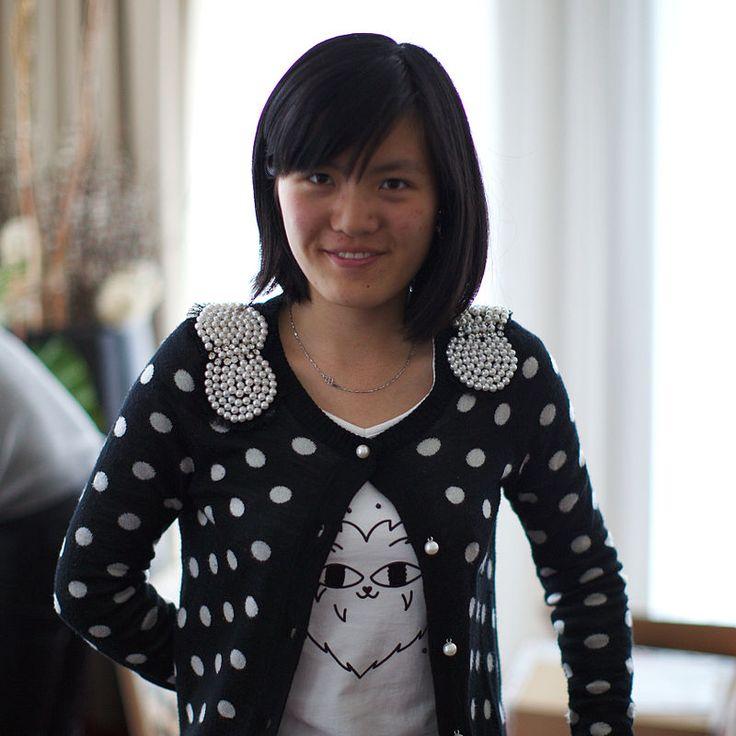 Fondation Neva Women's Grand Prix Geneva 11-05-2013 - Yifan Hou (cropped) - Championnat du monde d'échecs féminin — Wikipédia