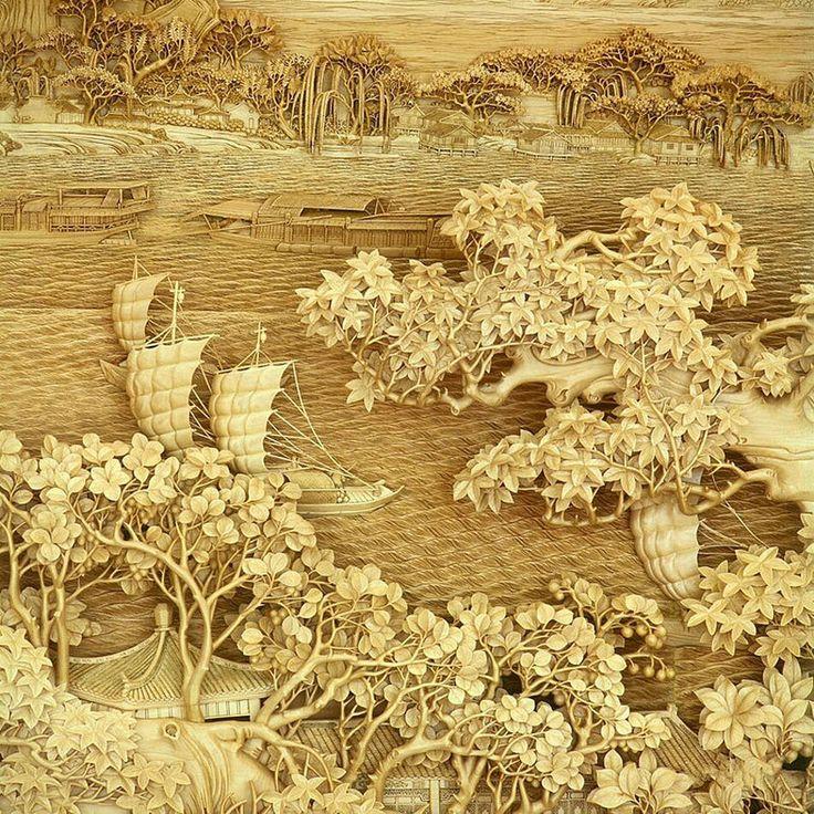 Dongyang - город славных мастеров резьбы по дереву. Обсуждение на LiveInternet - Российский Сервис Онлайн-Дневников
