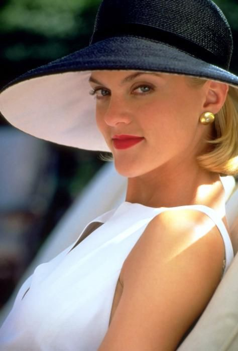 Parent TrapSummer Hats, Fashion, Parents Trap, White Style, Outfit, Dresses, Black, Sun Hats, Meredith Blake