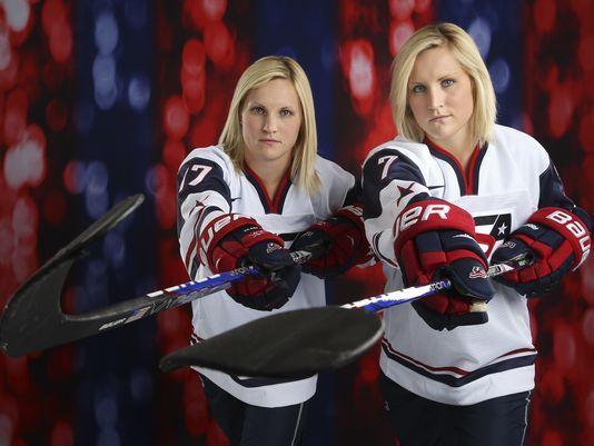 us women hockey team sochi | women's hockey team named for Sochi Olympics