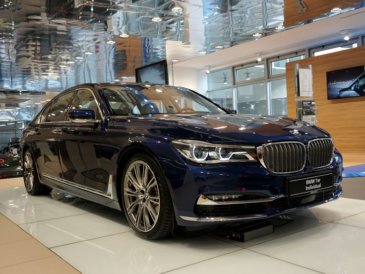 Wonderful and rare #BMW #750LI #THENEXT100YEARS special edition!