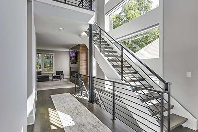 Master-On-Main Modern House Plan - 14633RK thumb - 04