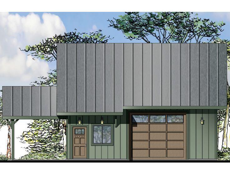 115 best rv garage plans images on pinterest rv garage for Garage office plans