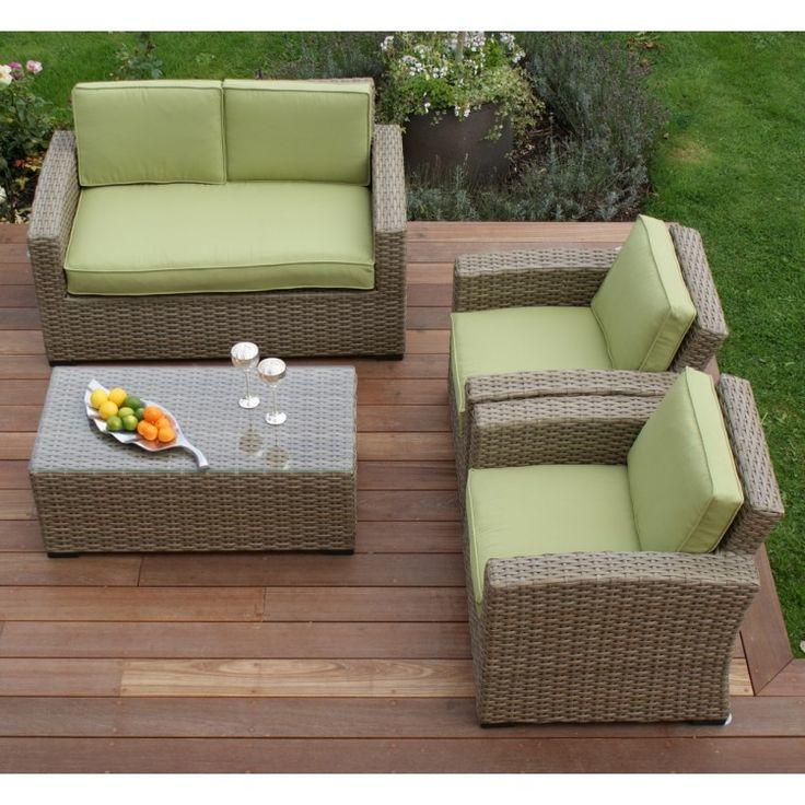Mejores 8 imágenes de Garden Furniture en Pinterest | Jardines al ...