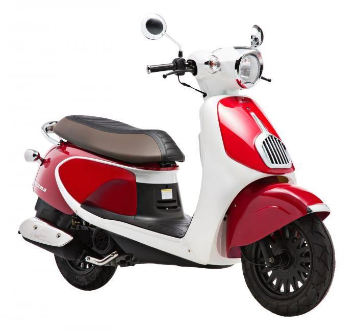 www.daelimhellas.gr: Aroma 125cc