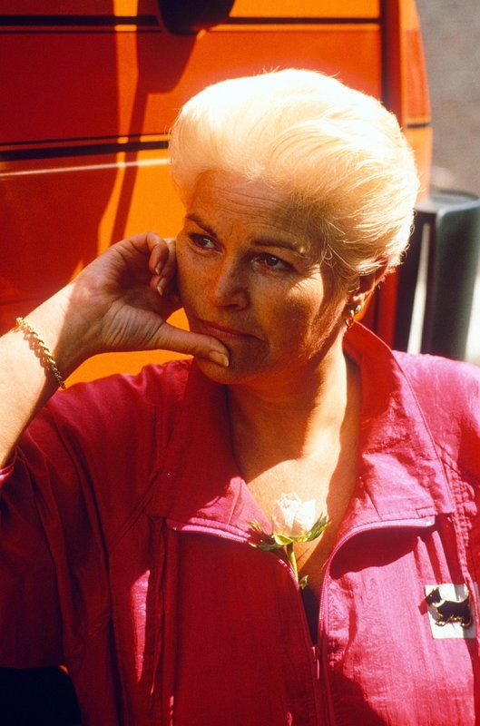 (News (UK) Ltd/REX/Shutterstock) TV's Longest Serving Soap Stars: Pam St Clement (Played: Pat Butcher (1986 - 2012, 2016, 'EastEnders')  We thought we'd seen the last of Pat in 2012, when she was killed off in emotional scenes. Little did we know, she'd be back for Peggy Mitchell's farewell.)