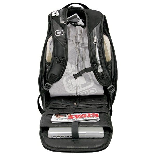 No-Drag Motorcycle Backpack from OGIO