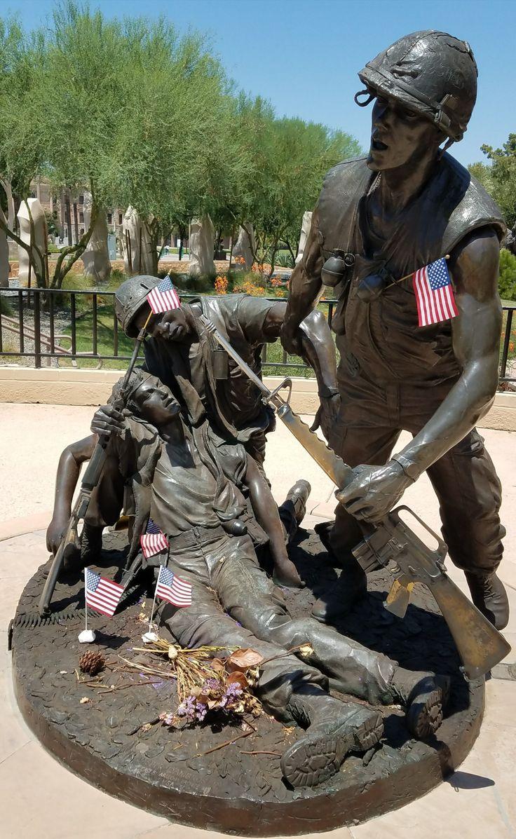 Vietnam Veterans Memorial, Wesley Bolin Memorial Park