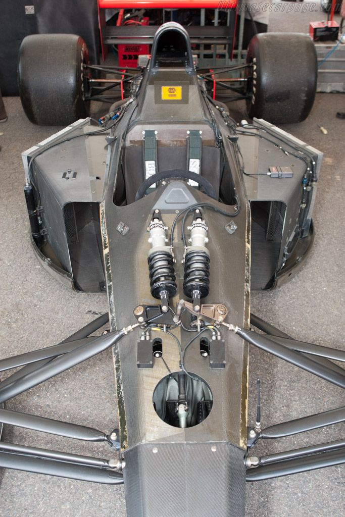 McLaren MP4/6 Honda (Chassis MP4/6-10 - 2011 Goodwood Festival of Speed) High Resolution Image